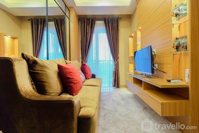 1BR with City View Signature Park Grande Apartment By Travelio