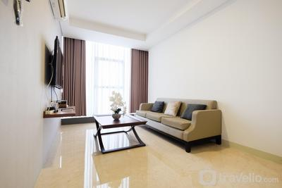 Best Choice Modern 2BR L'Avenue Apartment By Travelio