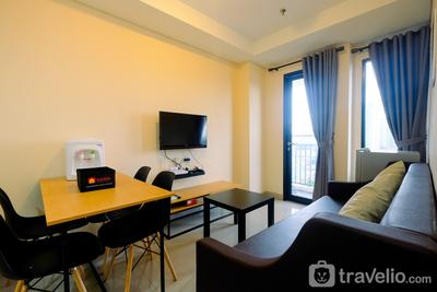 2BR Kebayoran Icon Apartment near Gandaria City Mall By Travelio