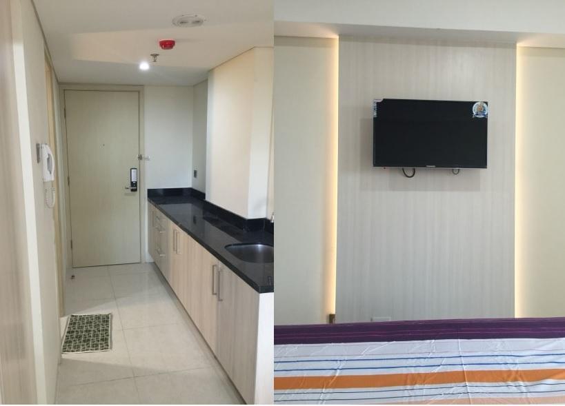 Louis Kienne Apartment / Warhol Residence - Homey Studio Room 629 @ Louis Kienne Semarang By Anton
