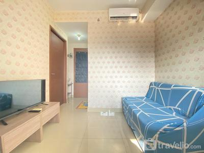 Comfy & Pleasant 2BR at Sudirman Suites Apartment By Travelio