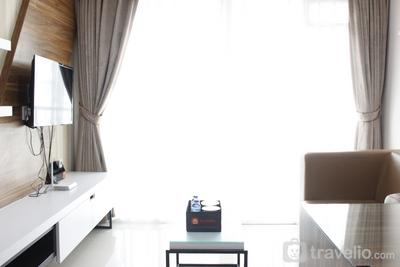 Stylish 2BR at Gateway Pasteur near Pasteur Exit Toll By Travelio