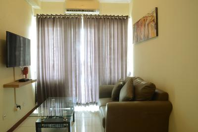 3BR City View Grand Palace Kemayoran Apartment Near JIEXPO/PRJ By Travelio