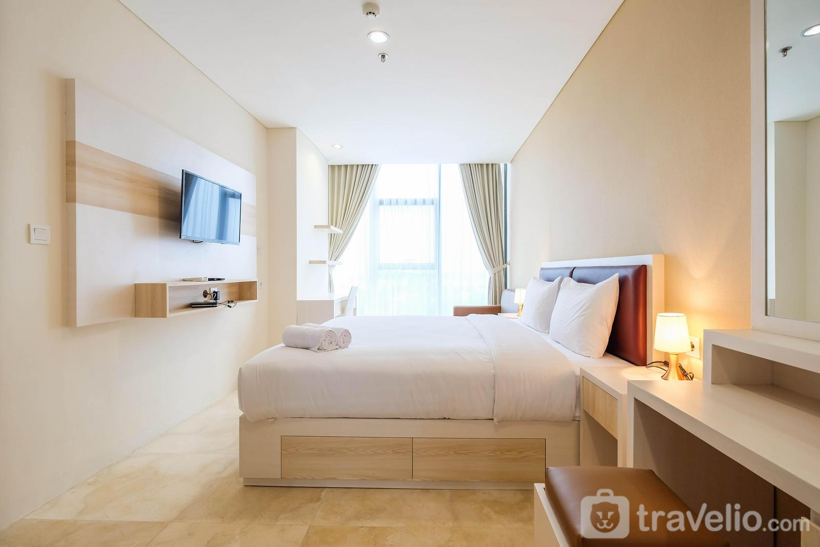 Lavenue Apartemen Pancoran - 2BR Cozy and Modern L'Avenue Apartment By Travelio