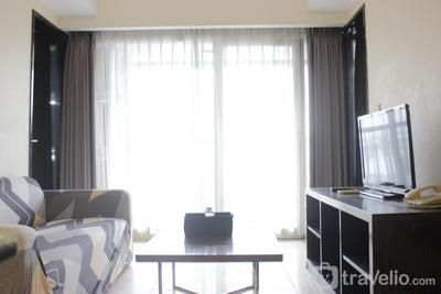 Gorgeous & Comfy 2BR at Braga City Walk Apartment By Travelio