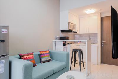 2BR Apartment at Emerald Bintaro near British International School By Travelio