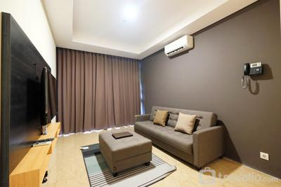2BR Pancoran L'Avenue Apartment Great Facility By Travelio