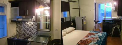 Studio Room Gading Nias Residence Tower Bougenville