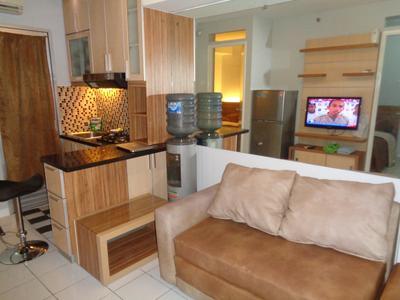 2 BR Elegance & Comfortable Room @ Apartment Kalibata City Residence By Alva Property