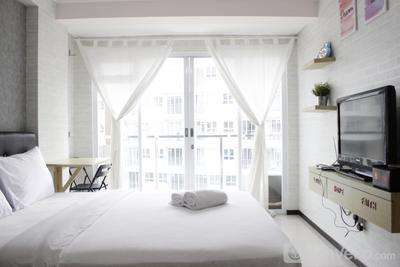 Scenic Studio at Gateway Pasteur Apartment By Travelio