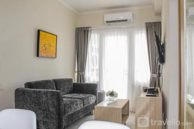 Homey 2BR Apartment at Grand Palace Kemayoran By Travelio