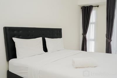 Cozy Stay at Studio Apartment Akasa Pure Living BSD By Travelio