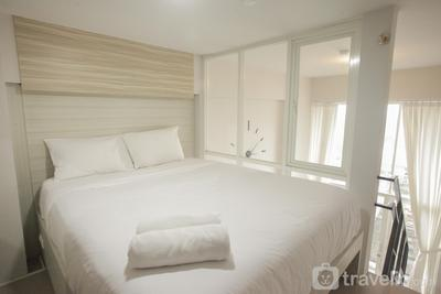 Best Value Loft Studio Room Apartment at Amega Crown By Travelio