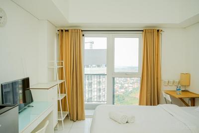 Cool and Comfortable Studio Casa De Parco Apartment By Travelio