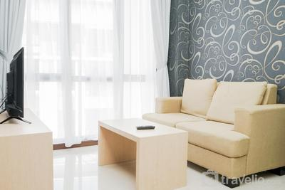 Fully Furnished with Comfortable Design 1BR Asatti Apartment By Travelio