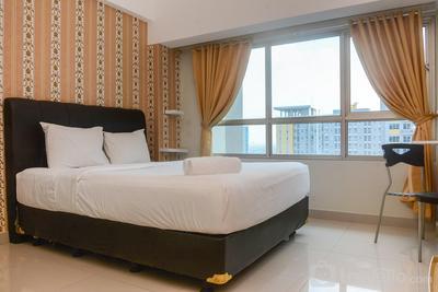 Studio with Comfortable Design at Springlake Summarecon Bekasi Apartment By Travelio
