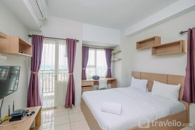 Cozy Stay Studio Apartment at Margonda Residence 5 By Travelio
