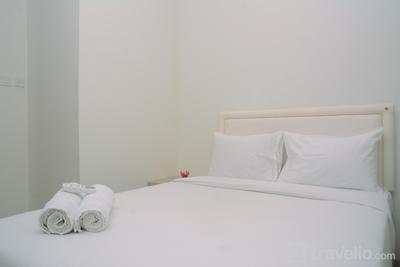 Simply Comfort Studio at Grand Kamala Lagoon Apartment By Travelio