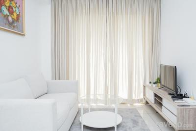 Homey and Comfy 1BR at M-Town Signature Apartment By Travelio