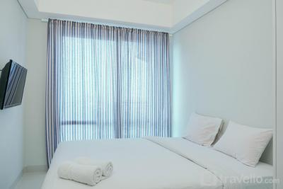 Lavish Studio at Puri Mansion Apartment By Travelio