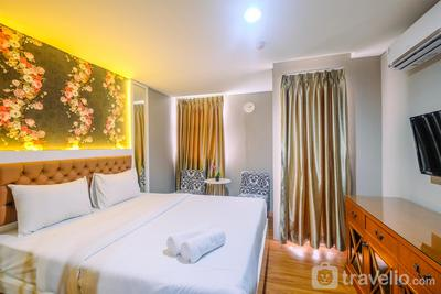 New Furnished Studio Apartment at Tuscany Residences By Travelio