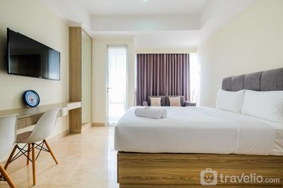 Modern Studio Menteng Park Apartment By Travelio