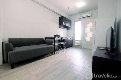 Homey 2BR at Gading Nias Residences Apartment By Travelio