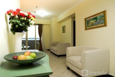 Homey 2BR Apartment Istana Harmoni near Monas By Travelio