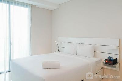 Minimalist and Comfortable Studio at Capitol Suites Apartment By Travelio