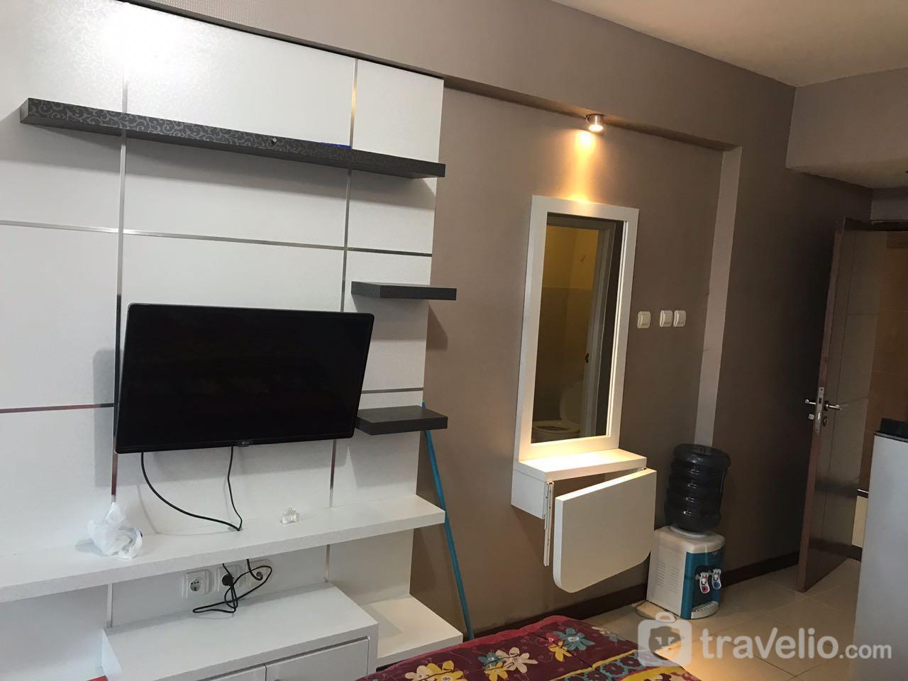 Apartemen Bogor Valley - Studio Room With Salak Mountain View At Bogor Valley Apartment