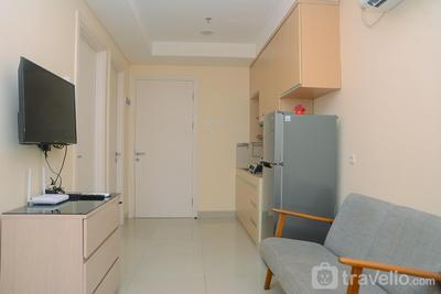 Cozy and Elegant 2BR Apartment at Kebayoran Icon By Travelio