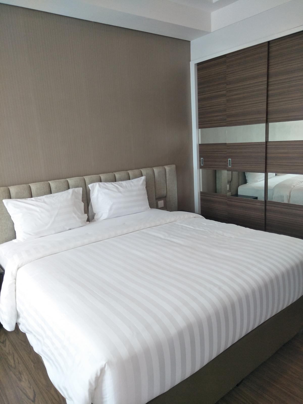 Apartemen Panbil - Studio Deluxe Double Room 9 @ Panbil Residence Apartement