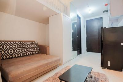 Modern Studio Furnished @ Great Western Serpong Apartment By Travelio