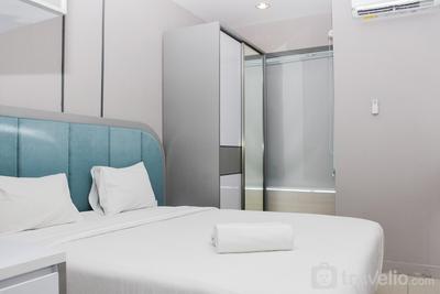 Modern and Comfortable Studio at Grand Kamala Lagoon Apartment By Travelio