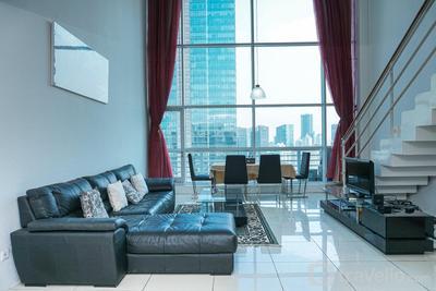Elegant and Spacious 1BR Apartment at Citylofts Sudirman By Travelio