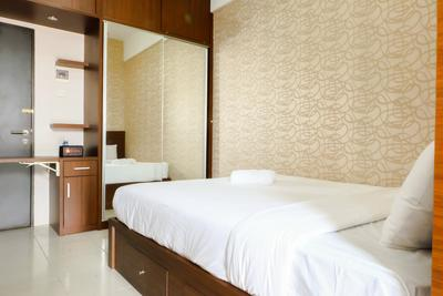 Best Studio 25 Kebagusan City Apartment By Travelio