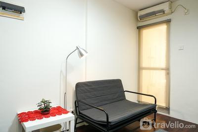 Comfy 3BR Apartment at Mediterania Gajah Mada By Travelio