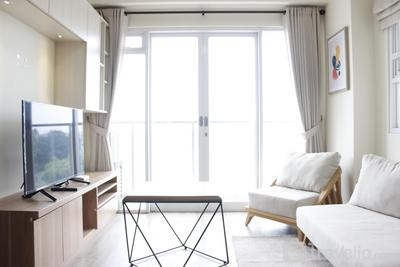 Stylish 2BR Gateway Pasteur Apartment near Maranatha University By Travelio