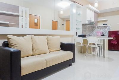 Cozy 2BR Apartment at Puncak Bukit Golf By Travelio