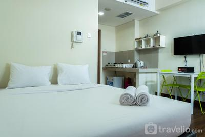 Relax Studio Apartment at Puri Orchard By Travelio