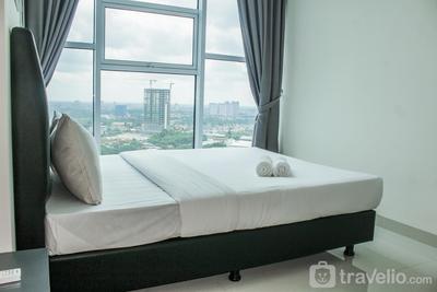 Exclusive 1BR Brooklyn SOHO Apartment near IKEA Alam Sutera By Travelio