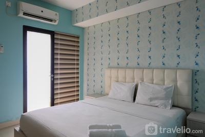 Spacious Studio Apartment at Atria Residence Gading Serpong By Travelio