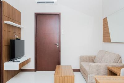 Comfortable 2BR Apartment at Springwood Residence By Travelio
