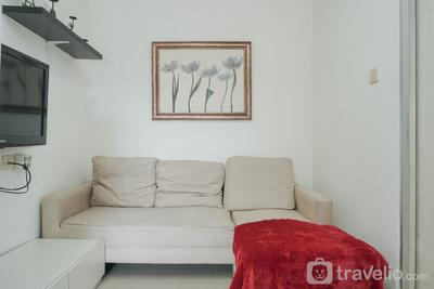 Cozy Stay 2BR Menteng Square Apartment By Travelio