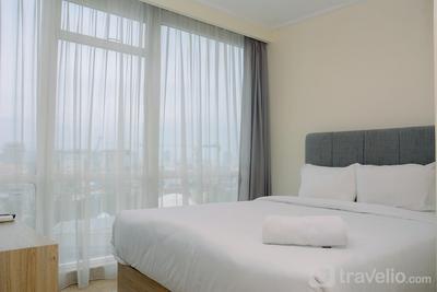 Strategic Best View @ 2BR Menteng Park Apartment By Travelio