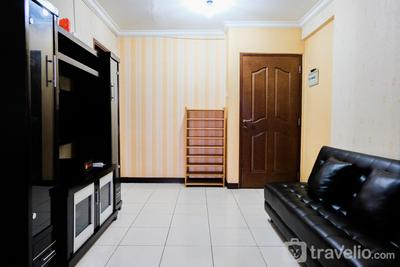 2BR Apartment at Great Western Serpong By Travelio