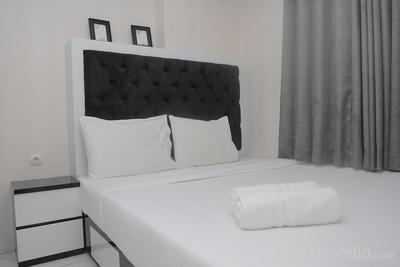 Luxurious 2BR at Bassura City Apartment By Travelio