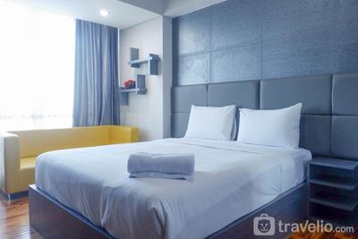 Exquisite & Spaciuos 1BR Apartment at Tamansari Papilio By Travelio