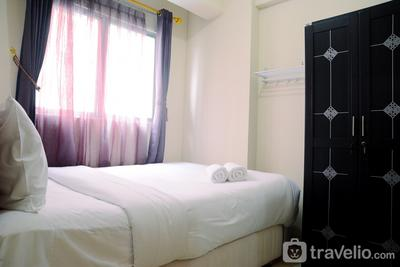 Simply 2BR Gading Icon Apartment By Travelio