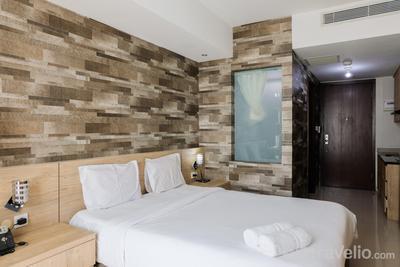 Studio Apartment at U Residence near Supermall Karawaci By Travelio